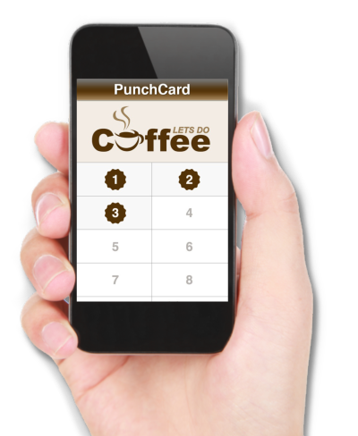 app punch card